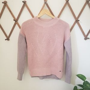 Superdry Nordic Knitwear Colorblock Sweater XS